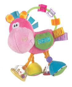 Playgro-Toy Box CLOPETTE Activité Hochet - Rose