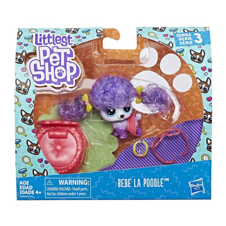 Littlest Pet Shop Bebe La Poodle