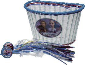 Frozen 2 Basket And Streamers