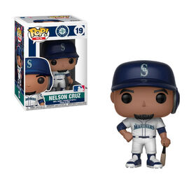 Funko POP! Sports MLB: Seattle Mariners Nelson Cruz