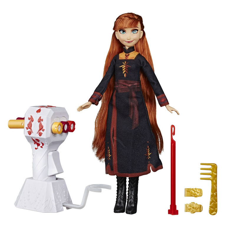 Disney Frozen Sister Styles Anna Fashion Doll