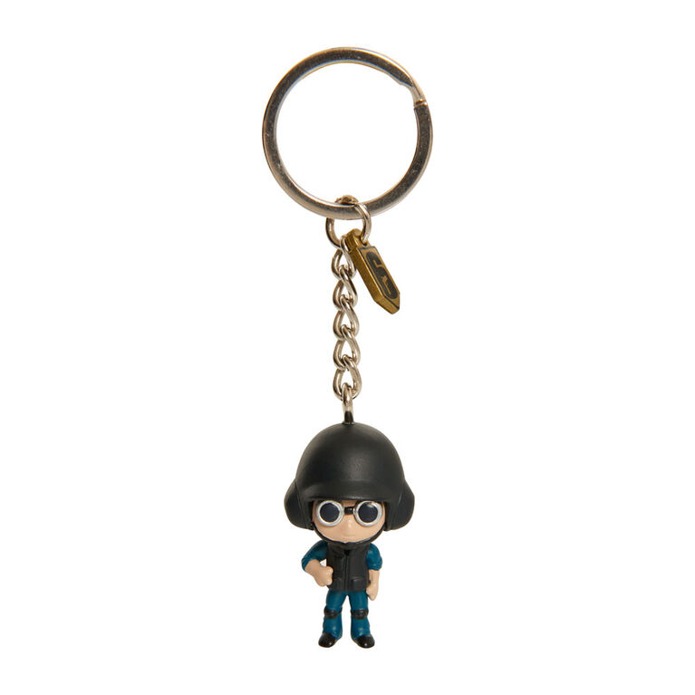 Porte-clés de la Collection Six d'Ubisoft - Thermite