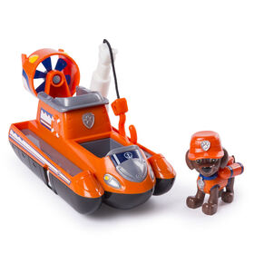 PAW Patrol Ultimate Rescue, Zuma's Ultimate Rescue Hovercraft with Moving Propellers and Rescue Hook
