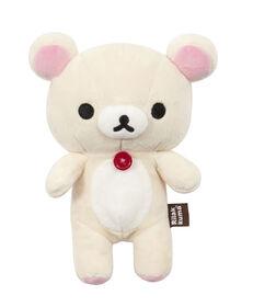 "Rilakkuma Plush Stuffed Animal Korilakkuma Little Bear Small 8"""