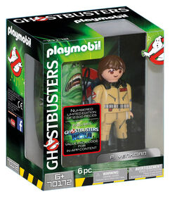 Playmobil -  Ghostbusters Collection Figure P Venkman
