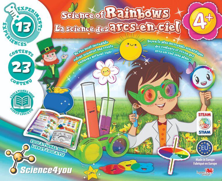 Science4You - La Science des Arcs-en-ciel