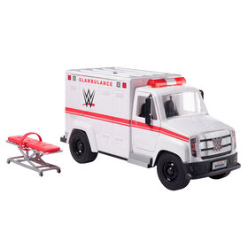 WWE Wrekkin' Slambulance Vehicle - R Exclusive