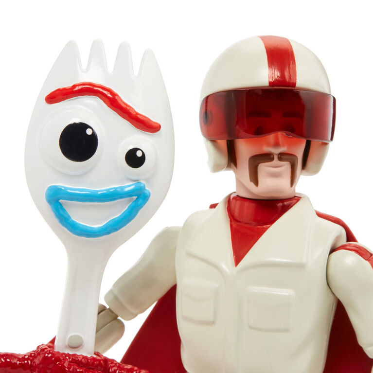 Disney/Pixar - Toy Story Forky & Duke Caboom Figure