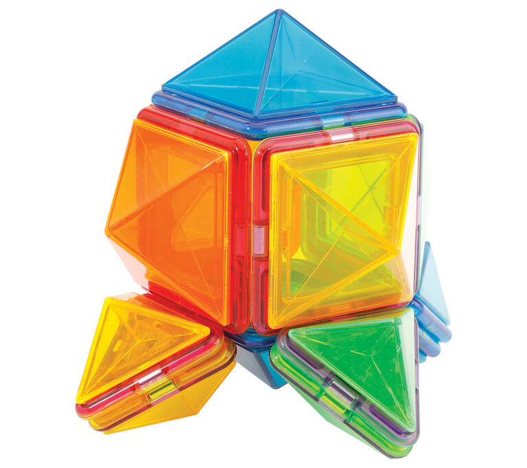 Magformers - Coffret Pop-Up Travel de 28 pièces