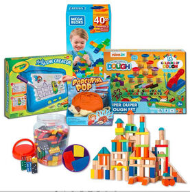 Big Imaginations Fun Pack