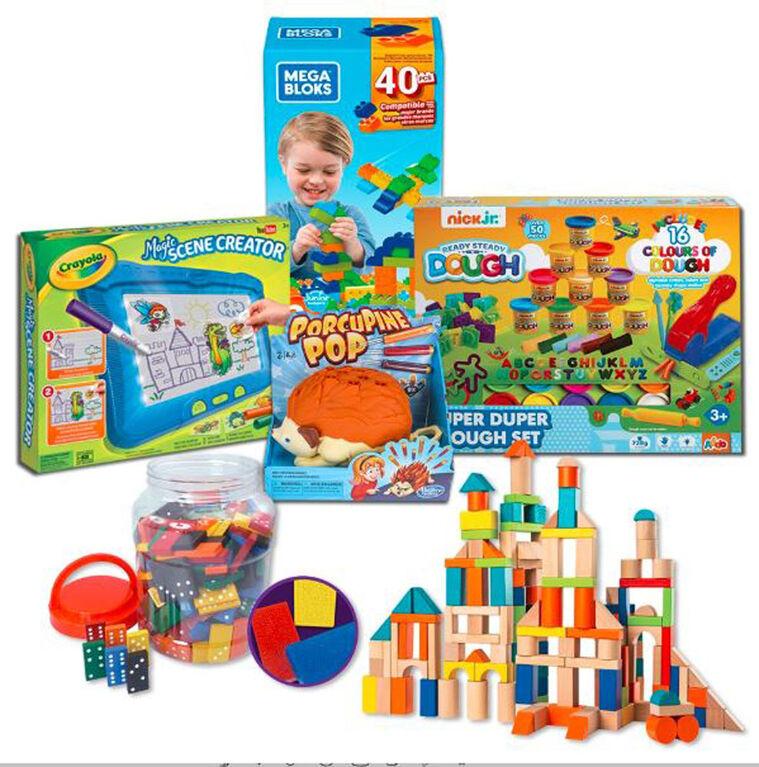 Big Imaginations Fun Pack