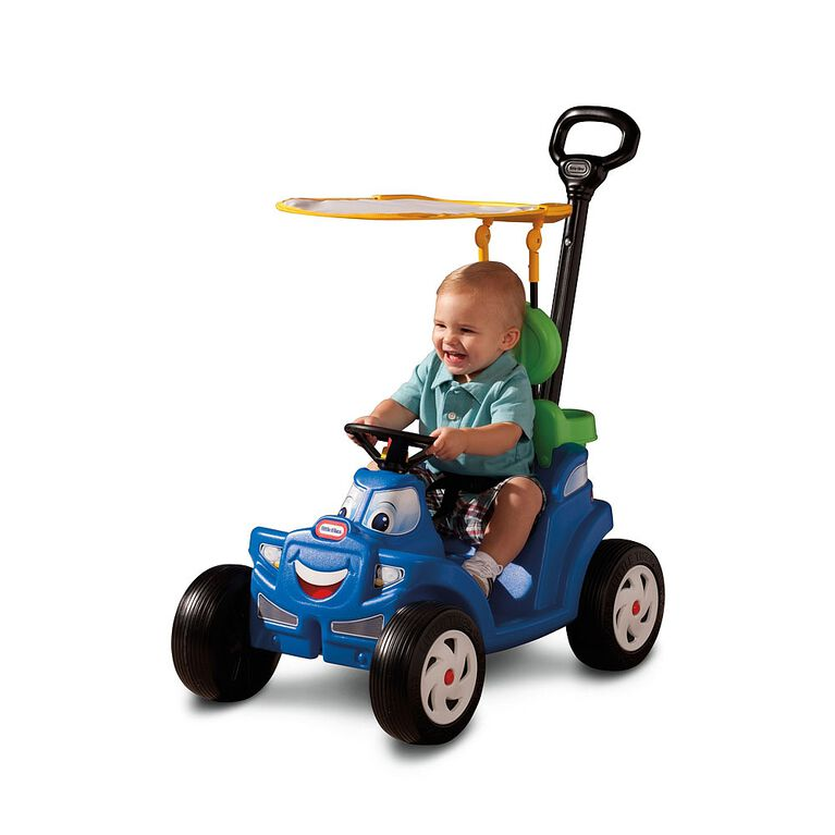 Little Tikes - Deluxe 2-in-1 Cozy Roadster - R Exclusive