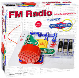 Snap Circuits - Coffret FM Radio