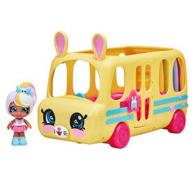 Kindi Kids Minis - Autobus Scolaire