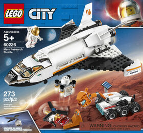 LEGO City Space Port Mars Research Shuttle 60226