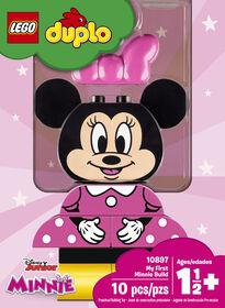LEGO DUPLO Disney My First Minnie Build 10897