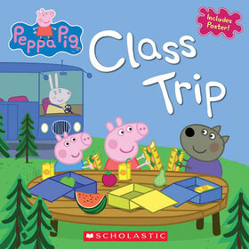 Peppa Pig: Class Trip - English Edition