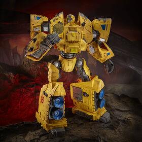 PRÉ-COMMANDE POUR EXPÉDITION LE 5 JUIL, 2021 - Transformers Generations War for Cybertron: Kingdom Titan WFC-K30 Autobot Ark