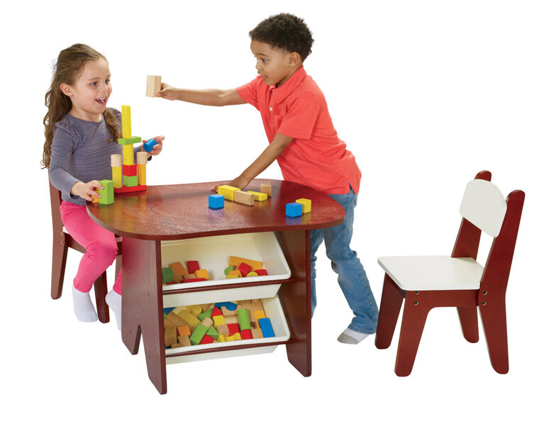 Imaginarium Home - Table and 2 Chairs Set
