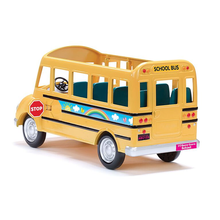 Calico Critters - School Bus