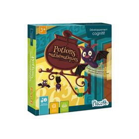 Potions Mathématiques - Placote - jeu éducatif - Édition française