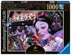 Ravensburger - Disney Snow White - Heroines Collection Puzzle 1000pc