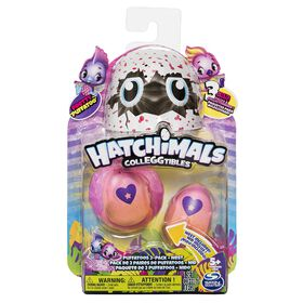 Hatchimals CollEGGtibles - Puffatoo 2-Pack + Nest - R Exclusive