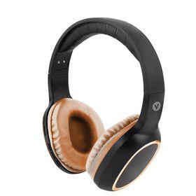 Casque d'écoute Bluetooth de Vivitar - noir