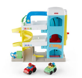 Fisher-Price - Little People - Le Garage de l'aimable voisin