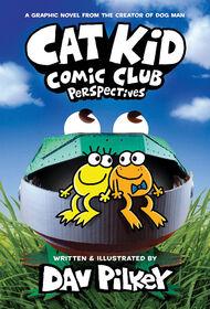 Scholastic Canada - Cat Kid Comic Club 2 - English Edition