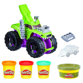 Play-Doh Wheels Chompin' Monster Truck Toy