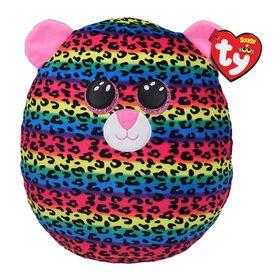 Ty Squish Dotty Multicolor Leopard 10 inch
