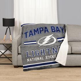 NHL Team Throw - Tampa Bay Lightning