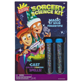 Scientific Explorer - Sorcery Science Kit