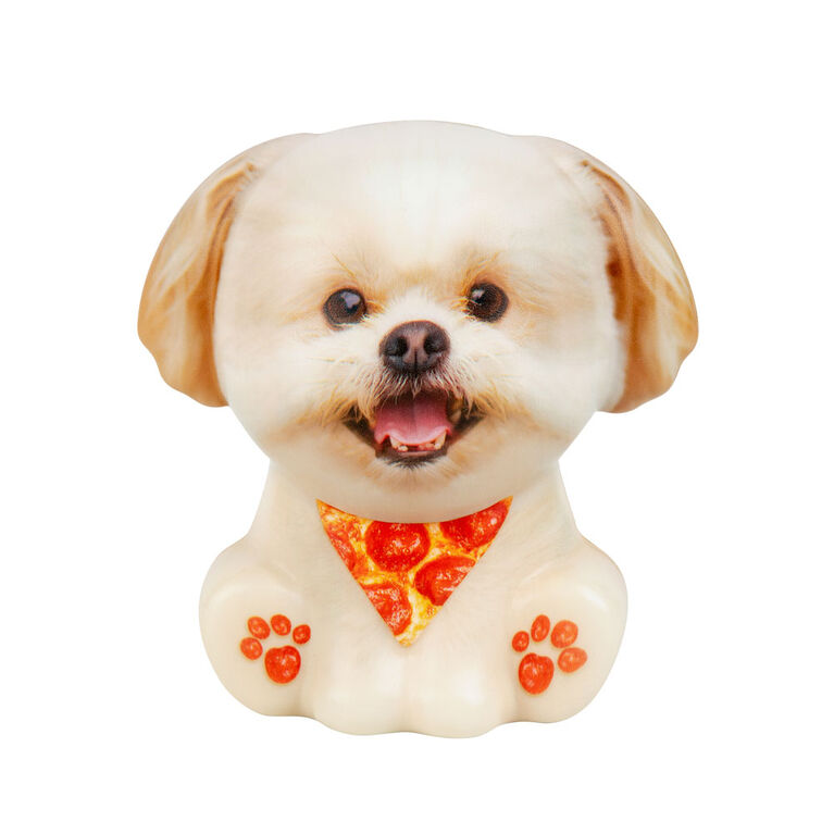 Soft'n Slo Squishies Ultra Pawsome Palz Pupperoni Pizza