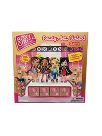 Goliath Games: Boxy Girls: Ready Set Unbox! Game