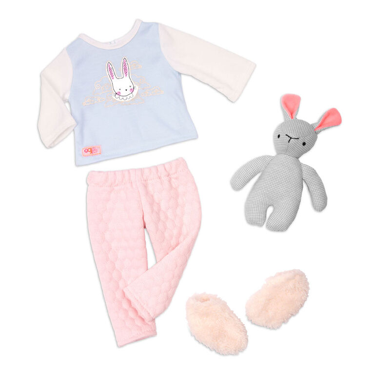 Jovie, Our Generation, Poupée de soirée pyjama de 18po
