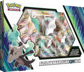 Pokemon TCG: Alolan Marowak-GX Box