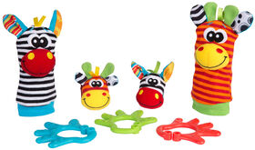 Playgro - Jungle Friends Gift Pack