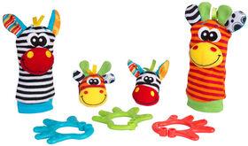 Playgro - Pack de Cadeaux Jungle Friends