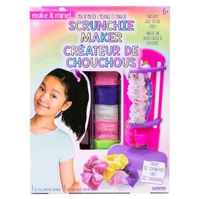 Make It Mine D.I.Y. Créateur de Chouchous - Notre exclusivité