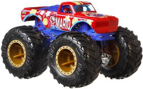 Hot Wheels Monster Trucks 1:64 TGT Themed Vehicle - Styles May Vary