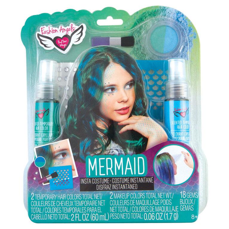 Fashion Angels - Mermaid Insta Costume Kit
