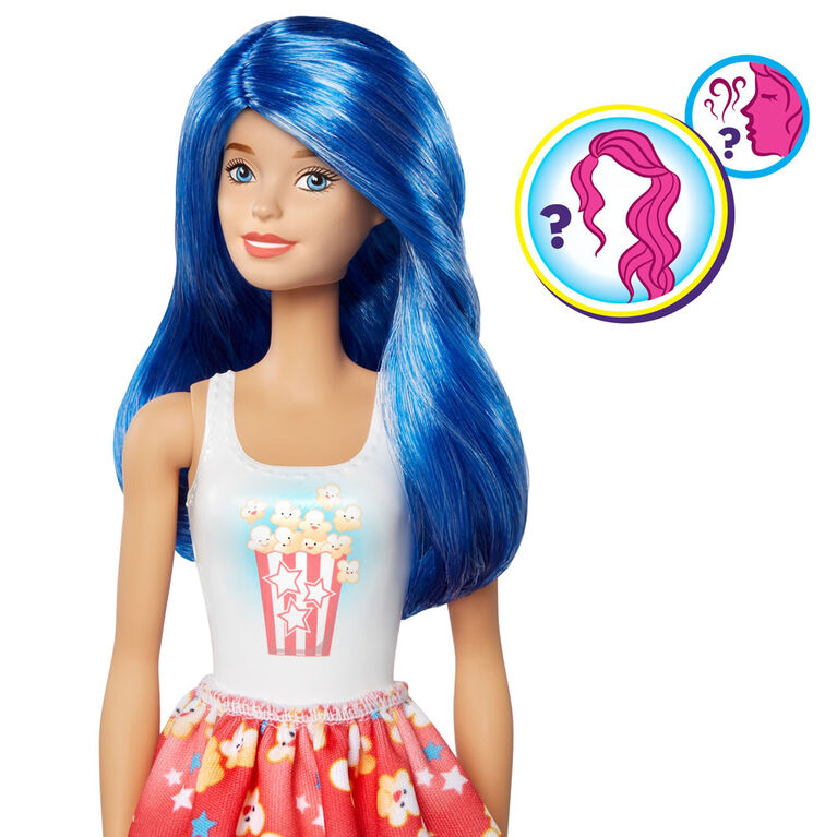 Barbie Color Reveal Doll with 7 Surprises Including Scented Wig - Styles May Vary