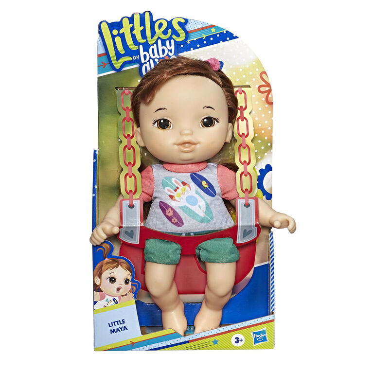Littles by Baby Alive, Littles Squad, Little Maya
