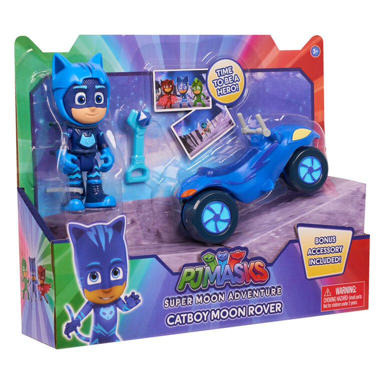 PJ Masks Super Moon Rovers - Catboy