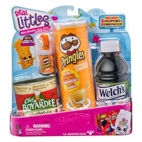 Shopkins Real LittlesMC Ensemble Lil' Shopper - Pringles au fromage cheddar<br>