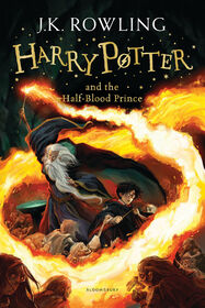 Harry Potter and the Half-Blood Prince - Édition anglaise