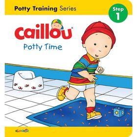 Caillou Potty Time