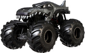 Hot Wheels - Monster Trucks - Véhicule Mega-Wrex - Édition anglaise.